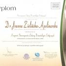 Certyfikat - Kongres Lekarzy Dermatologów Estetycznych